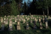 Jüdischer Friedhof in Ermreuth, © Alexander Nadler