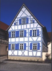 Birthplace of Levi Strauss in Buttenheim, @ Levi Strauss Museum