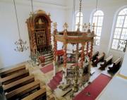 Innenansicht der Synagoge Ansbach, © Alexander Biernoth