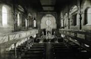 Innenansicht der alten Synagoge Kitzingen, © Fotoarchiv Michael Schneeberger